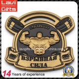 Sports&Nbsp; Medal&Nbsp; 관례로 큰 모양의 돋을새김된 로고