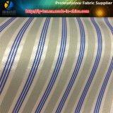 Sofortiges Waren-Polyester-Garn-gefärbtes Streifen-Gewebe für Kleid (S006.108)