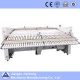 CE aprobó las hojas de lavado industrial máquina de plegar y de lavandería carpeta