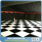 Polished танцевальная площадка танцевальной площадки, белых и черных, танцевальная площадка для случаев