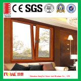 Profils en aluminium d'impression en bois pour Windows