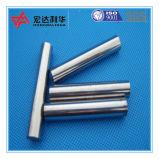 Haste de carboneto cimentado sinterizado com K10, K20, K30