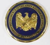 Reizend und reizendes Metallzink-Legierungs-Abzeichen und Metallzink-Legierungs-Medaille