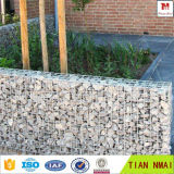 Stone Retaining Wall, Gabion Baskets