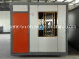 Chambre préfabriquée de modèle coloré/préfabriquée mobile de région de construction