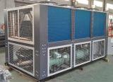 Lieferant-Luft abgekühlter Schrauben-Kühler für den Schuh, der Industrie bildet