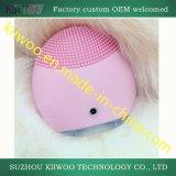 Borstel van de Was van de Massage van het Reinigingsmiddel van het silicone de Gezichts