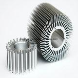 Geëxtrudeerde geanodiseerde zilver of zwarte aluminium kuip