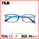 Квадрат Tr90 Ynjn черный продает рамки оптом Eyeglass (YJ-11784)