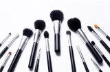 Großhandelshilfsmittel-Verfassungs-Pinsel der Kosmetik-15PCS erhältlich für privates Firmenzeichen