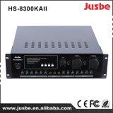 300-500 watts 4 Versterker van de Luidspreker van het Theater van het Huis van de Karaoke HDMI van het Kanaal de Conferentie Geïntegreerde