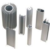 CNCの機械化の部品を機械で造るアルミニウム部分CNCの習慣