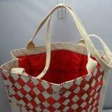 Biens de vente chauds sac d'emballage matériel de toile de 16 onces/sac d'emballage plage de toile