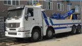 Prix lourd de camion de remorquage d'essieux du camion 4 de délivrance de Sinotruk