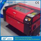 De Collector van het Stof van de Machine van de Gravure van de Laser van Co2 voor Acryl Graveren van de Laser/Hout (pa-1500FS)
