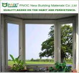 Amerikanische Art-Aluminiumprofil-Doppelverglasung-Flügelfenster-Fenster