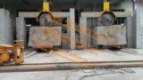 Tipo taglierina del ponticello di GBQS-2500H del blocco con il carrello/tagliatrice