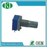 potentiomètre rotatoire de 9mm avec Metalshaft Wh9011A-1