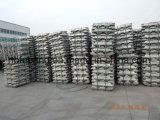 Primary aluminio en lingote 99.7, de alta pureza de aluminio primario Lingotes 99,99% / 99,9% /99.7%