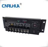 Controlador solar 12V do carregador do inversor da grade