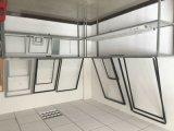 Cadre de tableau anodisé par chambre à coucher en aluminium d'alliage d'alliage de bâti du profil TV d'extrusion