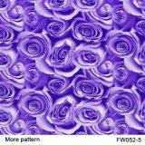 Idro di disegno 0.5m del fiore di Kingtop largamente che tuffa la pellicola idrografica dell'acqua di stampa stampabile di trasferimento con il materiale Wdf028-3 di PVA