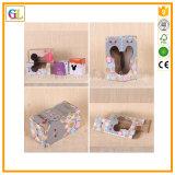 Изготовленный на заказ коробка Currugated бумажная для игрушек Pacaking детей