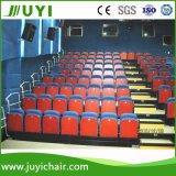 Sistema del asiento retráctil del blanqueador del teatro con asientos blandos Jy-765