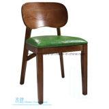 Moderner hölzerner speisender Stuhl für Kaffee (HW-007C)