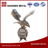 レーザーの切断のワシの金属の芸術の装飾のギフトまたはオフィスまたはホーム装飾の彫刻