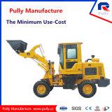 Vervaardiging 1.8 van Pully Backhoe van de Capaciteit van T de MiniLader van het Wiel (PL916)