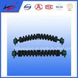 Schoonmakende Rol van de Rol van de Terugkeer van de Rol van het staal de Spiraalvormige Spiraalvormige voor de Transportbanden van de Steenkool van de Mijnbouw