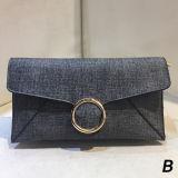 주식 Sy8037ab에 있는 도매 싼 여자 지갑 대중적인 형식 핸드백 지갑