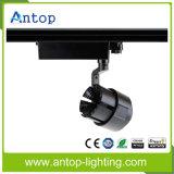 Ce y RoHS 35W 15/24/40 grado COB Track Iluminación