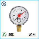 Газ или жидкость давления 001 манометра