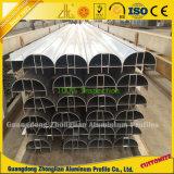 Perfil de aluminio de limpieza anodizado para el aluminio del sitio limpio