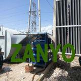 Завод обезвоживания масла трансформатора глубокия вакуума Zyd-I