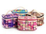 多彩な印刷の化粧品袋