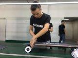 Patín eléctrico elegante de cuatro ruedas de la alta calidad