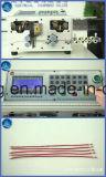 Máquina computarizada Bw-882dh da estaca e de descascamento do fio (fio sheated redondo)