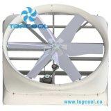 Ventilador de refrigeração da velocidade elevada e do fluxo de ar para a aplicação comercial e industrial