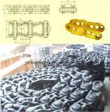 Kobelco Spur-Link-Kettenlink Soem-Gleiskette Excavtor Fahrgestell-Teile für Aufbau