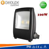 Indicatore luminoso di inondazione esterno di qualità 100W LED per la sosta con Ce (FL110-100W)