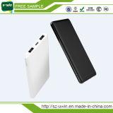 5000mAh recargables adelgazan la mini batería portable de la tarjeta de crédito de la potencia de Powerbank