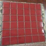 48x48mm Porcelana del mosaico del azulejo de cerámica para la piscina