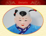 Handi Craft Colorful Dolls para Cultura Chinesa
