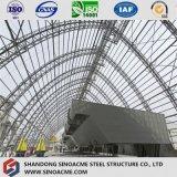 Capannone strutturale dei velivoli di qualità di figura dell'arco con il comitato dell'unità di elaborazione