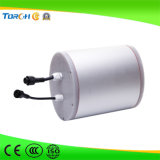 Batteria di litio di alta qualità 12V 100ah per l'indicatore luminoso di via