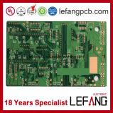 Mehrschichtige 1.6mm 4L V0 OSP industrielle Computer Schaltkarte-Leiterplatte