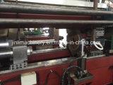 Máquina de aluminio de la protuberancia para las secciones huecos
